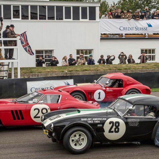 Classic car events