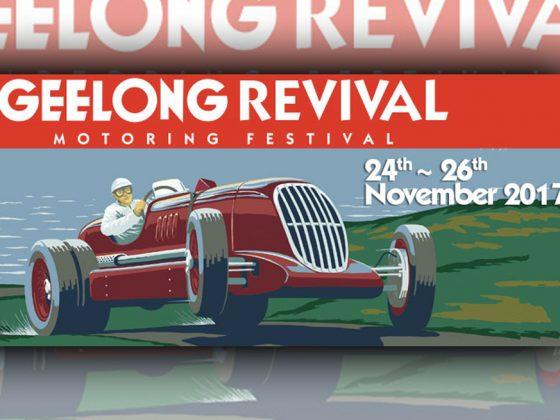 Geelong Revival Motoring Festival