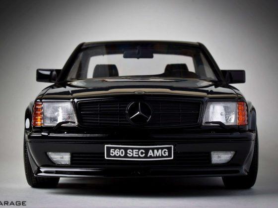 560 SEC AMG
