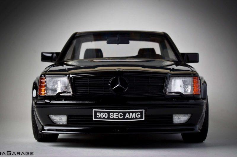 All-Time Favourite Classics; Mercedes-Benz 1988 560 SEC AMG
