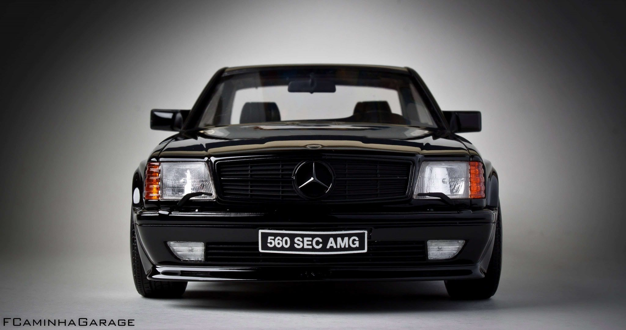 All-Time Favourite Classics; Mercedes-Benz 1988 560 SEC AMG - CARLASSIC