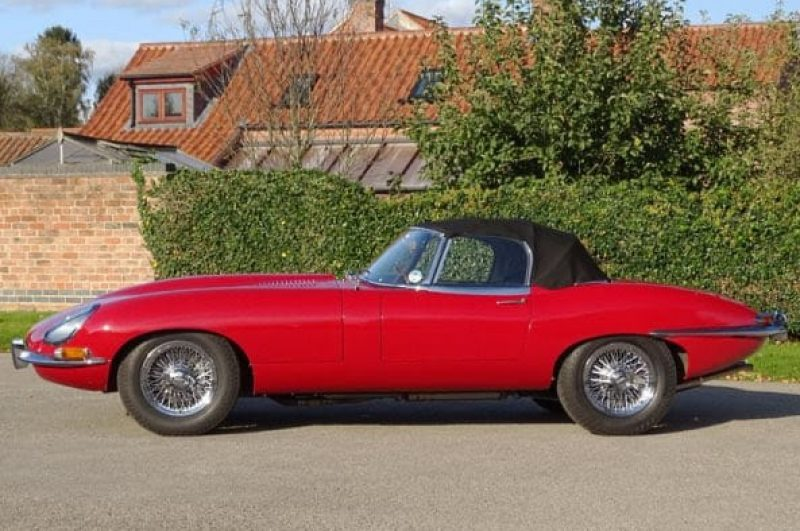 20 Jaguars Worth $2.3M to be sold at H&H Classics