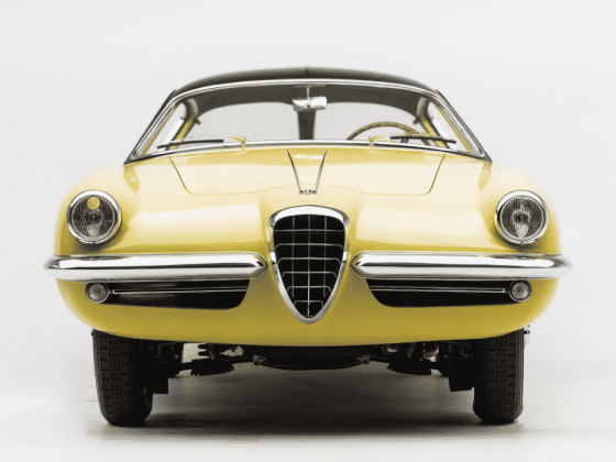 1955 Alfa Romeo SS Speciale