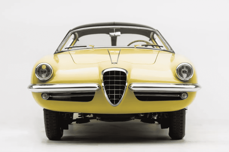 The 1955 Alfa Romeo SS Speciale Will Make You Pine For Simpler Times.