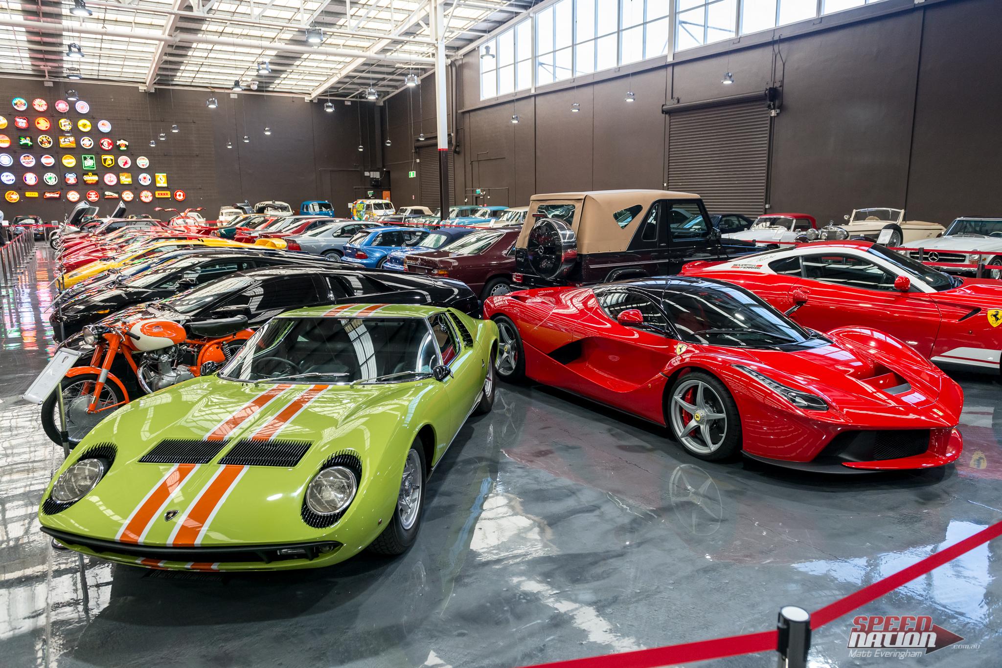 Gosfords Classic Car Museum CARLASSIC - Classic car museum
