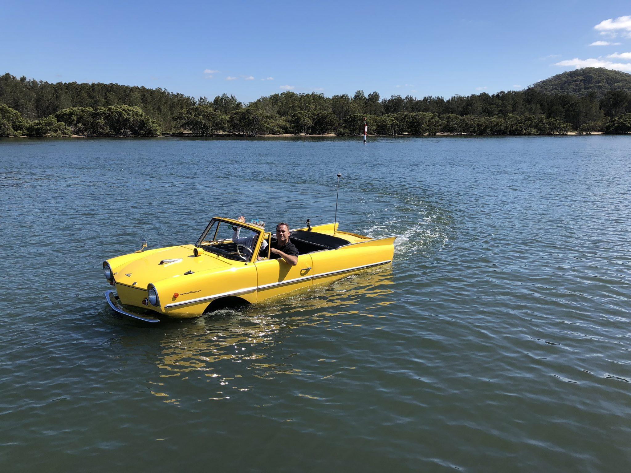 The Amphicar 770