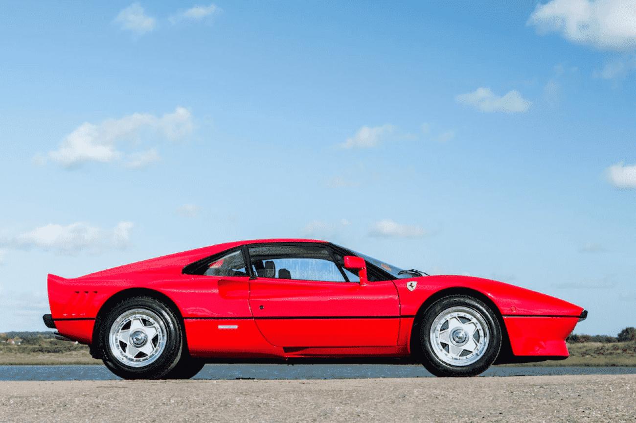 Redeeming Car Design of the 80's: The Ferrari 288 GTO