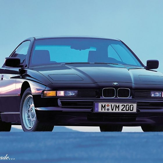 BMW 850 ci 1