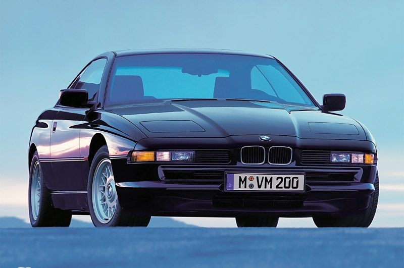 Collect Carlin's BMW 8-Series