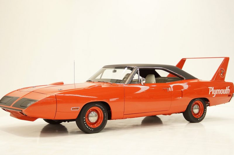 1970 Plymouth Road Runner Superbird '426 Hemi'- The Ultimate Statement Car