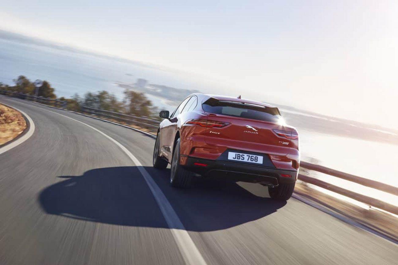 Jaguar's Eclectic, Electric I-Pace SUV