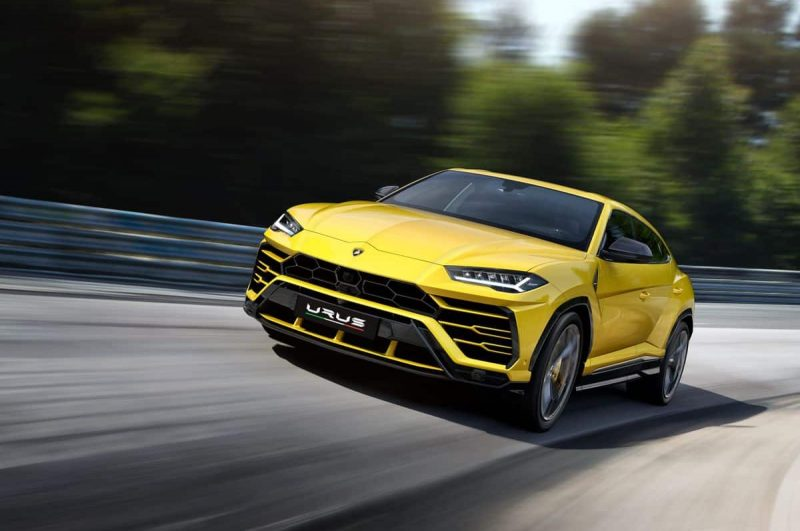 Lamborghini's First SUV To Debut In Australia