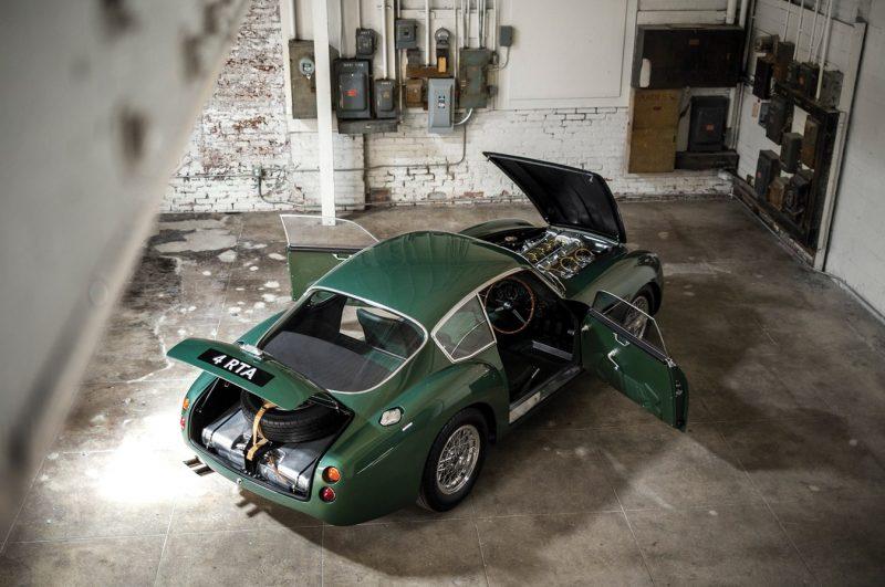 Aston Martins Famous DB4GT Zagato '2 VEV'
