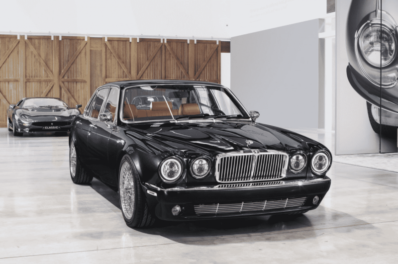 Mcbrain Finally Lands His Custom '84 Jaguar XJ