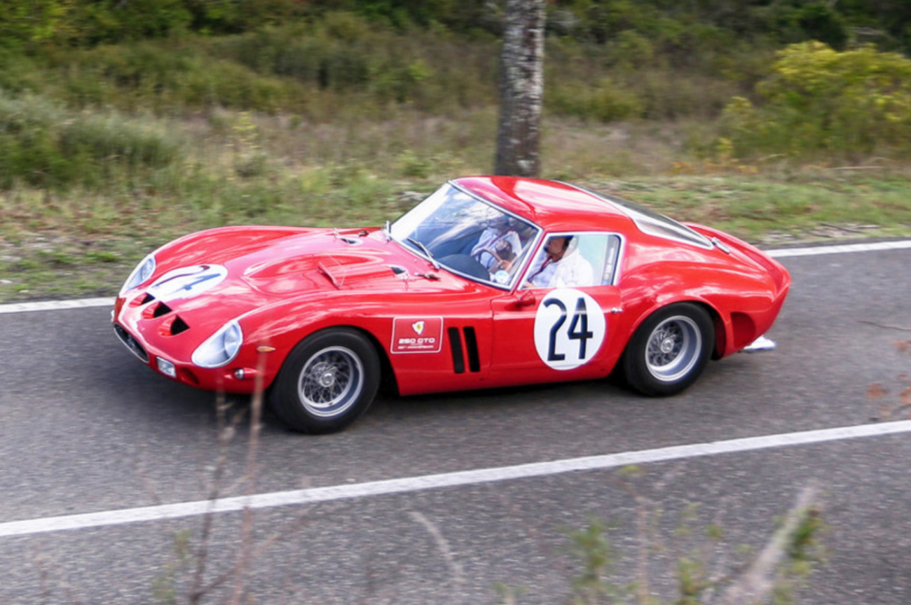 Loved The Ferrari 250 GTO? You're In Luck
