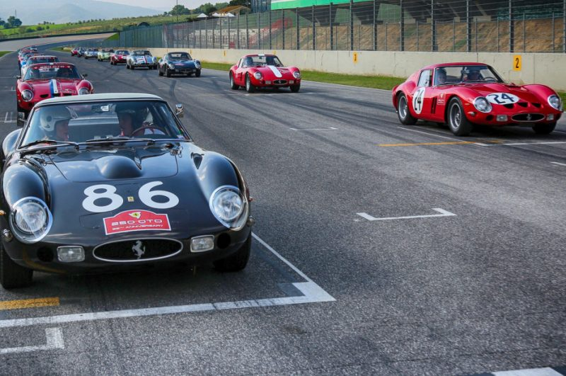 Pirelli Creates New Tire Exclusively For Ferrari 250 GTO