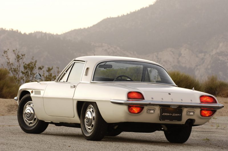 The Mazda Cosmo. Part Of The Australian Heritage Collection