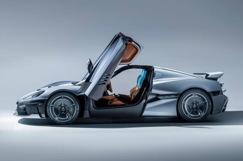 Rimac C_Two: $2.6 Million Worth of Car
