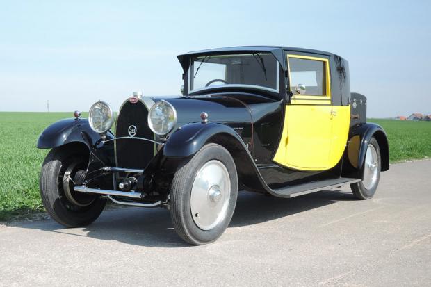 1929 Bugatti T-44