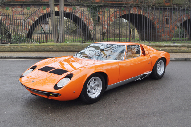 1967 Lamborghini Miura