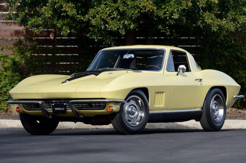 Rare 1967 Corvette L88 on the Auction Block
