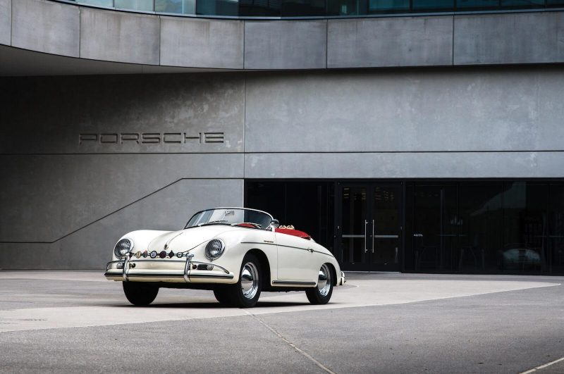 Mint Condition Porsche Super Speedster