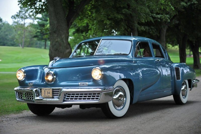 1948 Tucker 48 Torpedo: A Brief History