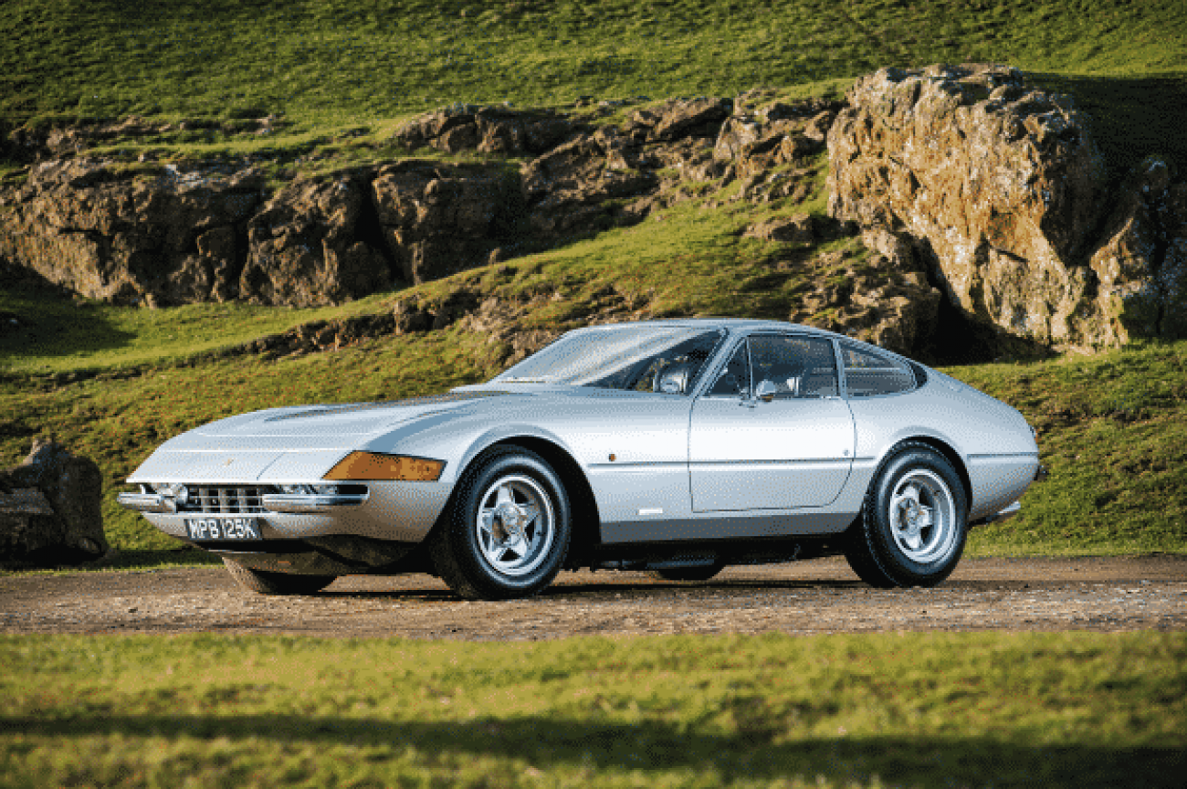 Rare Daytona Appears at Silverstone Auctions