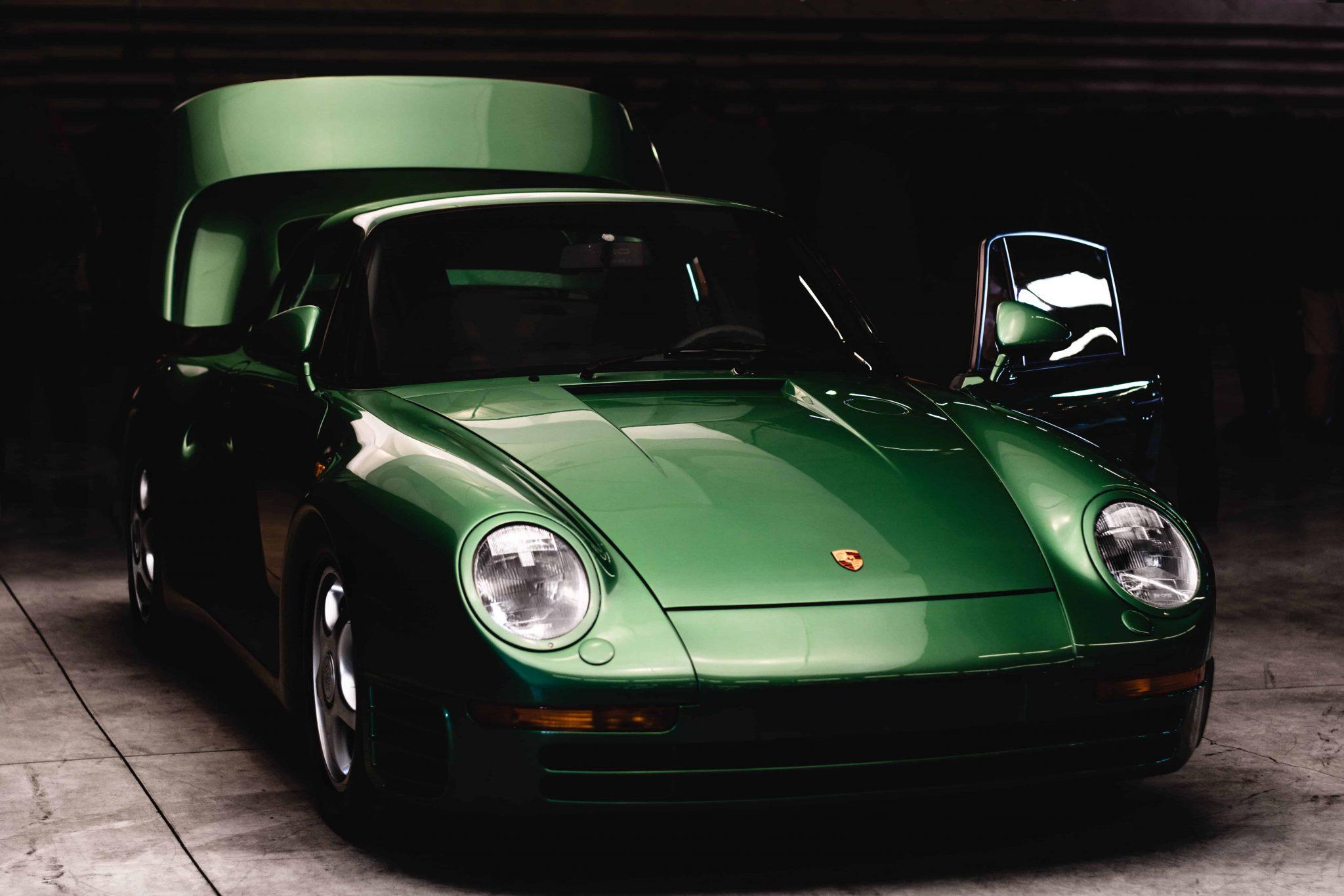Canepa Porsche 969Sc