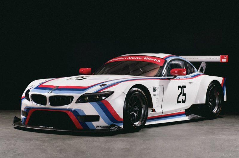 """Legends of Bavaria"" BMW Exhibit"