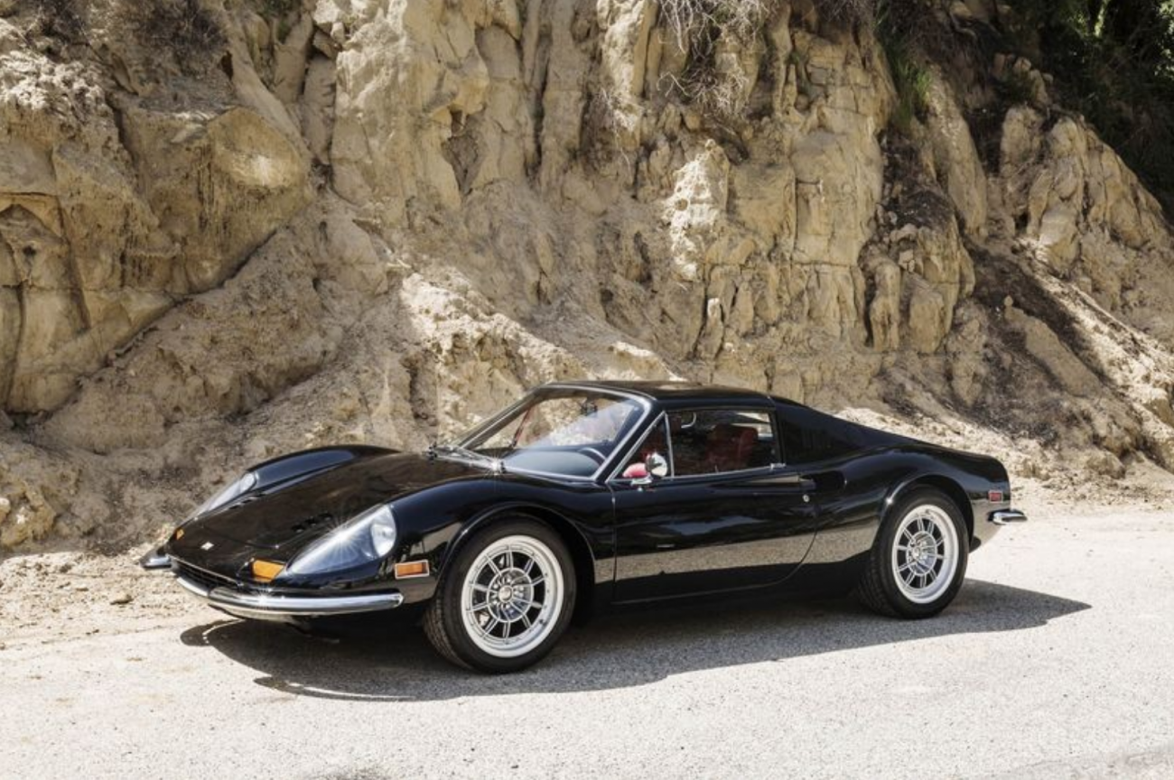 Famed Collector Restomods a Ferrari Dino: and it's Beautiful