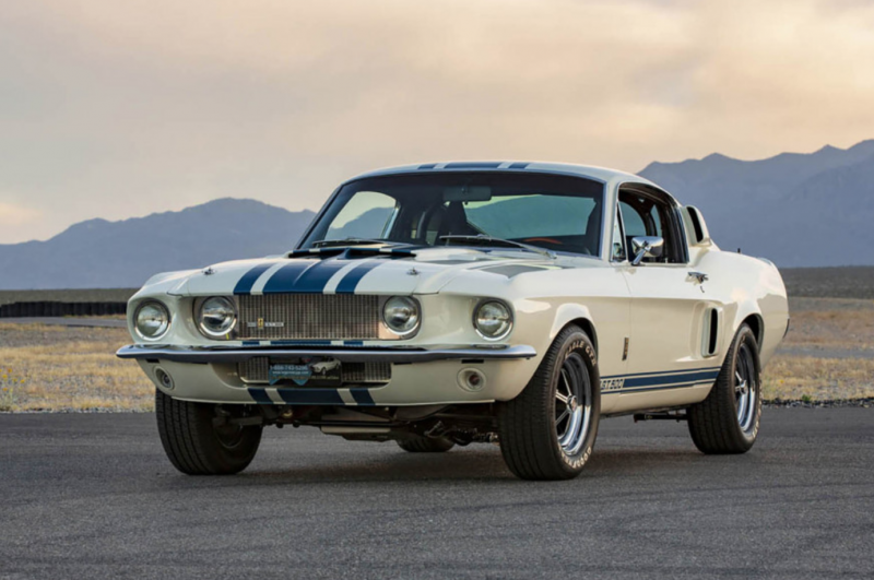 Shelby 1967 GT500 Super Snake now in Production