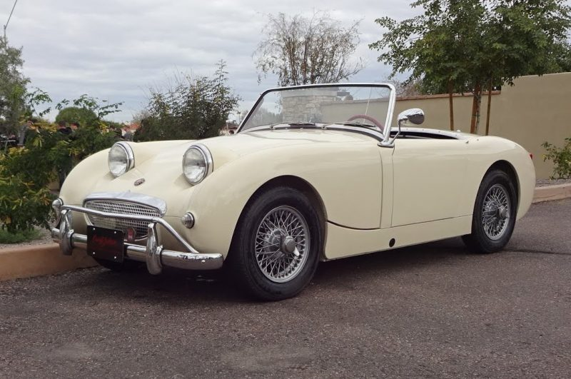 The Spritely Austin-Healey Sprite